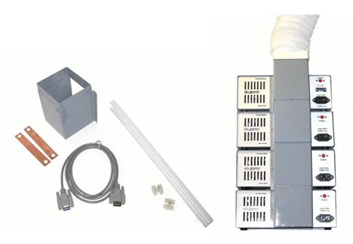Дополнительные элементы к комплекту поставки источника питания BVP Pro 60V100A RS-232